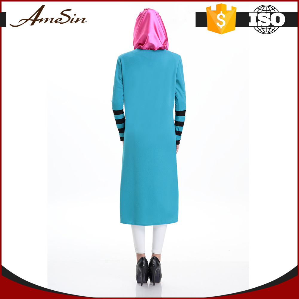 AMESIN hot china products wholesale high quality fashion baju kurung and baju melayu