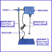 High Power Speed Paddle Stainless steel mixer