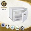 hot heating towel rack towel sterilizer for facial salon