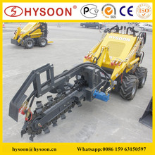 China micro trenching machine for sale