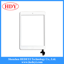 for ipad mini touch screen,glass touch screen for ipad mini digitizer replacement high quality