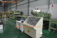 2016 LMS used coil slitting line