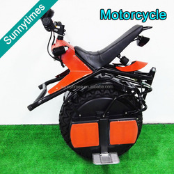2016 Red Electric Balancing One Wheel Electric Solo Motorcycle Cheap China Motorcycle STS-10B
