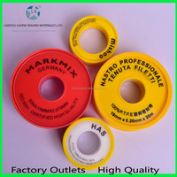 THREAD TAPE WATER PROOF MATERIAL P.T.F.E. THREAD SEAL TAPE 100% TEFLONE TAPE SEAL
