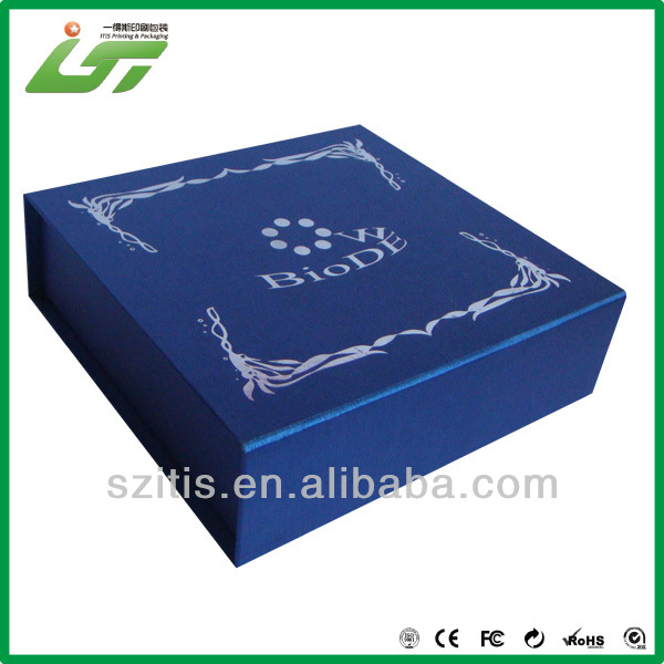 High quality China wholesale custom cardboard package design box