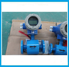 Drinking water electromagnetic flow meter, hot water flow meter sensor