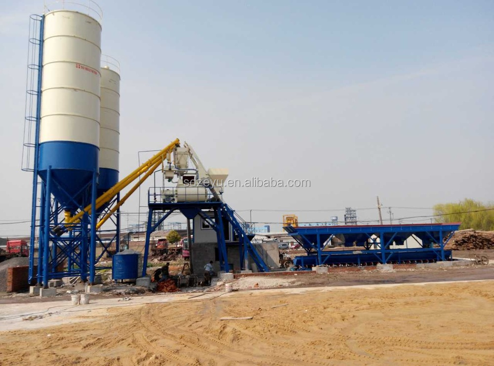 Mini Batching Plant : Mini batching plant mixed building materials buy