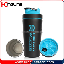 custom wholesale whey protein shaker, bpa free gym fitness shaker bottle, custom sports water bottle manufacturer