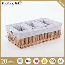 Hot Export Model Wicker Egg Basket with Stand
