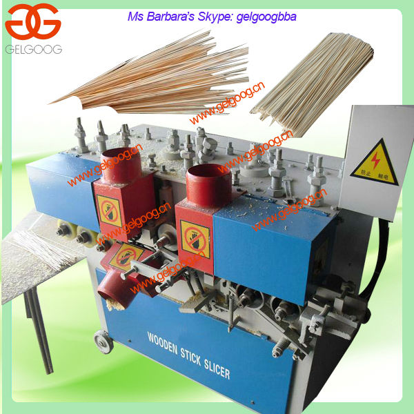 Wood Stick Slicing Machine