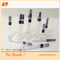 Cosmetic Syringe 2ml sample