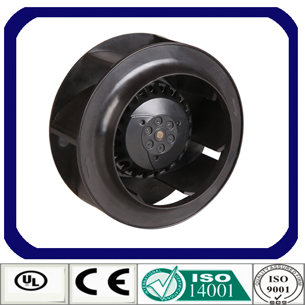 CE/UL Centrifugal Extraction Fans With AC Motor