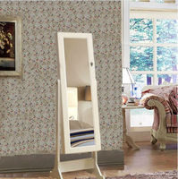 Royal Antique Bedrooms Furniture New Design Jewelry cabinet
