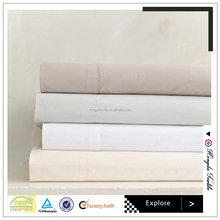 100% bamboo bed sheet set, hemstitch bed sheets