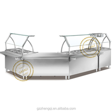 bain marie cooking equipment,electric bain marie food warmer,restaurant bain marie