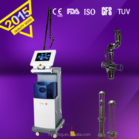 latest fractional co2 laser machine rf tube fractional co2 laser vagina tightening laser scan head co2
