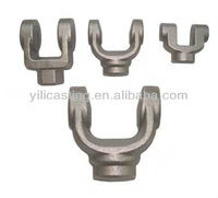 connecting fork steel forging part metal forged product OEM forging part