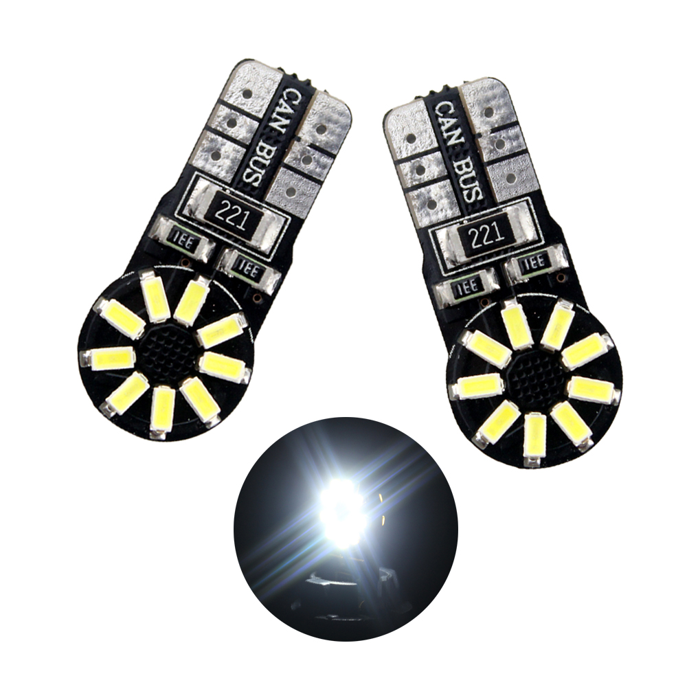 wholesale t10 3014 18 SMD canbus led light bulb 12volt led wholesale auto bulbs
