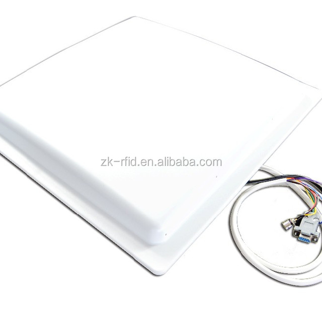 UHF/RFID Long distance 125khz rfid card reader with Metal case waterproof 0-15M to read