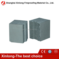 Shanghai Xinlong Ban Insulated Eps Building Exterior Sandwich wall panels Best Prices
