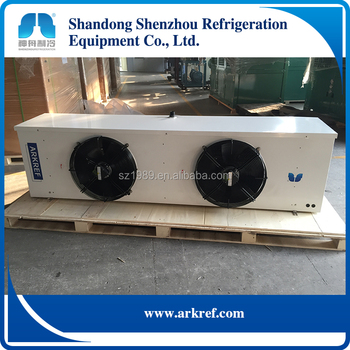 cold storage and cold room roof mounted evaporative air cooler