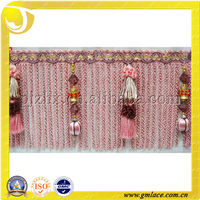 Vorhang Decoration and Home Textile Bullion of Decorative Beaded Fringe