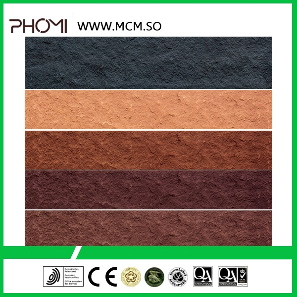 Energy saving low carbon decorates material wood finish porcelain tiles