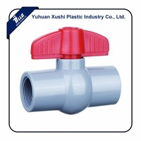 Thread End For Water System Drainage