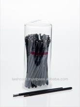 Lashcoat Plastic Eyelash Semi Permanent Mascara Brush