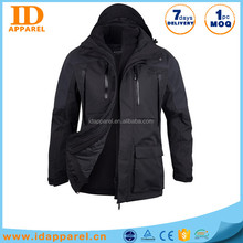 made in korea waterproof jacket fashion , new style 3 in 1 jacket cheap