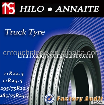 ANNAITE&HILO All steel professional experience more than 20 years radial truck tyre manufacturer Good Quality Truck tirs,