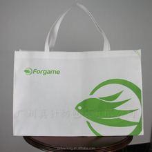 New style wholesale cheap non woven shopping bag with logo