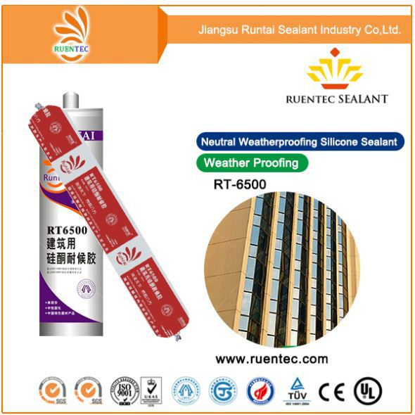 heat resistant silicone sealant, sausage caulk sealant,waterproofing mastic sealant for caulking gun