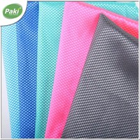 280gsm wholesale polyester mesh fabric for spectacle case