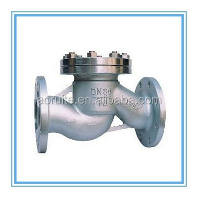 Flange Connection Stainless Steel Check Valve