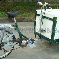 Ice Cream Bike Box Tricycle Bike