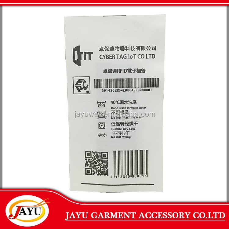China factory price RFID tag electronic tags /label