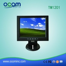 High Resolution Touch Screen Point Of Sale Monitor(TM1201)