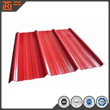 Light weight colorful stone coated metal roofing tile / corrugated roofing sheet