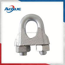 Steel Wire Rope Clip For Pole Line Hardware