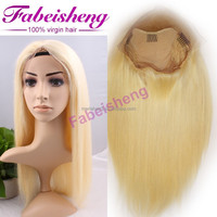 2016 FBS Alibaba express full lace human hair wig free lace wig samples