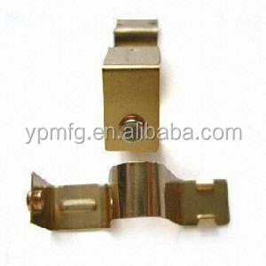 Oem service customized sheet metal brass stamping parts