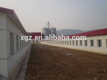 Low price advanced automated pig farm house buy pig farm for Low cost farm house