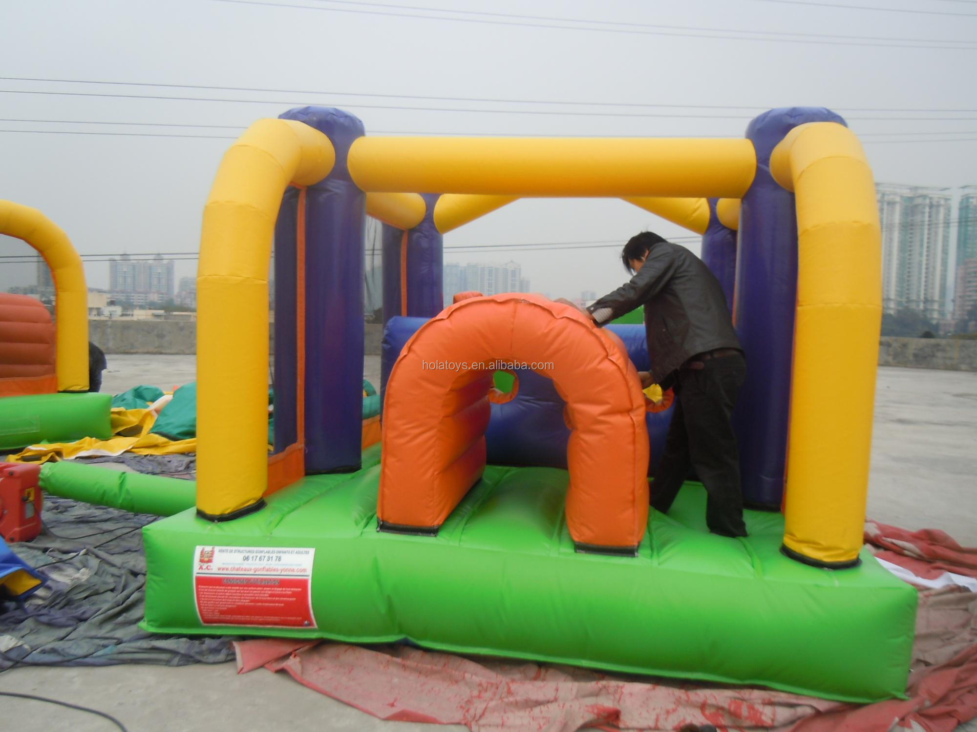 Hola clown inflatable bouncer/bouncy castle prices/inflatable castle