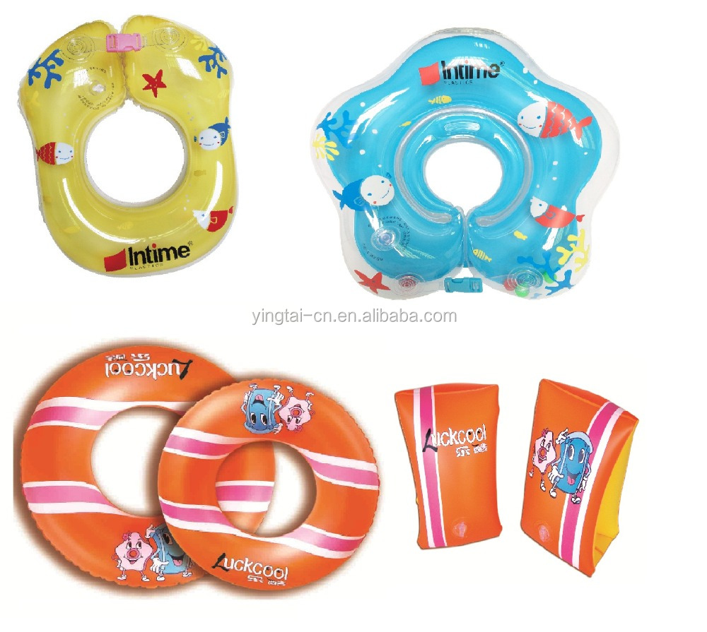 PVC inflatable tube /swim ring/inflatable seat/arm bands