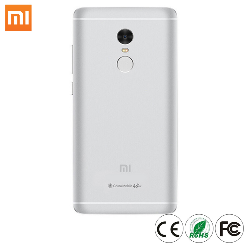 Global Version Xiaomi Redmi Note 4 Qualcomm 3GB 32GB Mobile Phone Snapdragon 625 Octa Core 13MP Fingerprint CE redmi 4 G