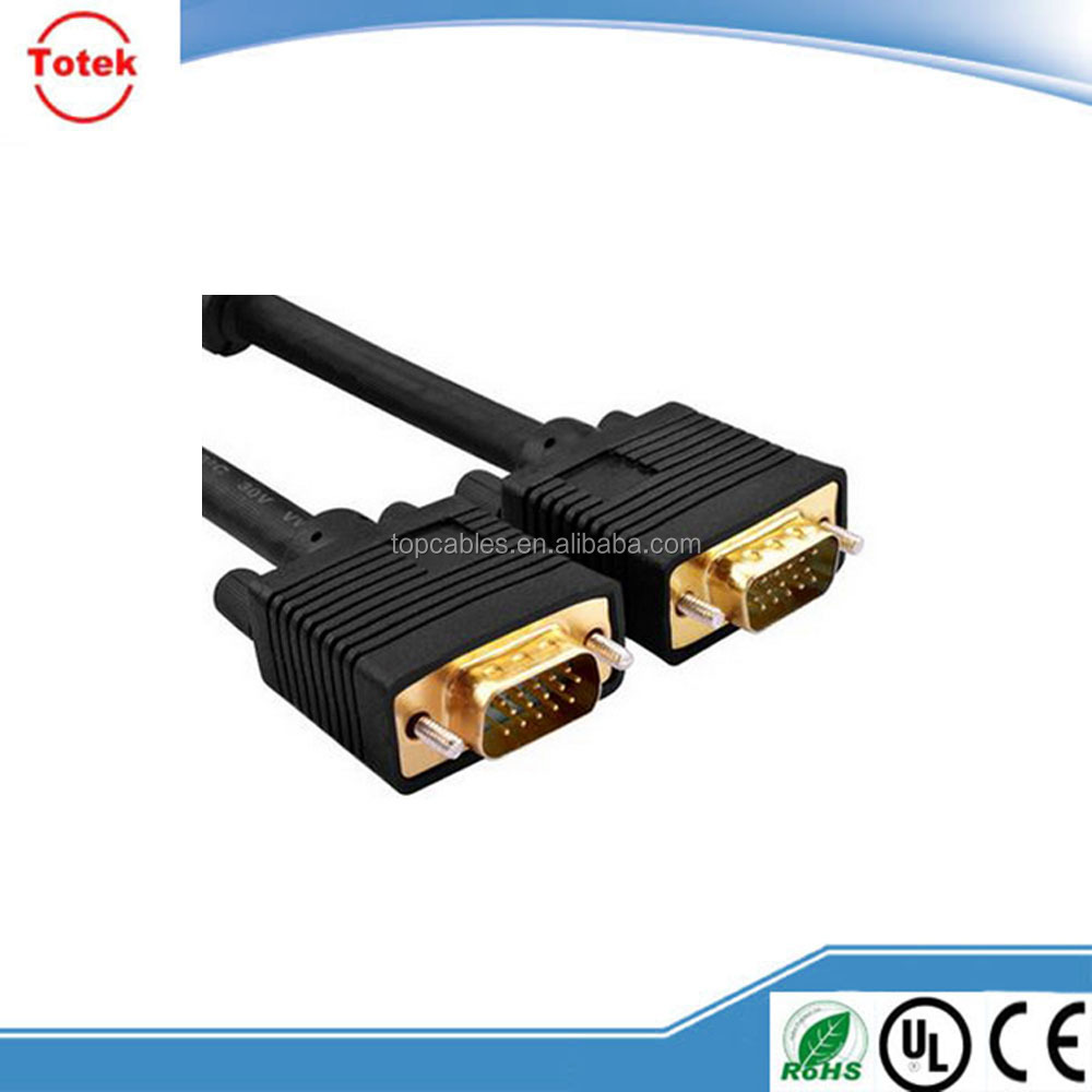 Dong Guan Factory Price Top Brand 30m Available lengths Hd/Db Vga Cable