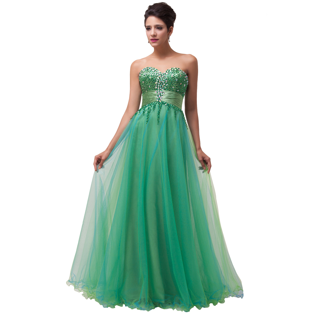 Cheap Emerald Green Formal Gown, find Emerald Green Formal Gown ...