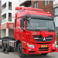 Beiben Truck Tractor V3 6x4 420hp Truck tractors for sale in tanzania