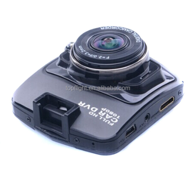 2.4 Inch HD1080P G-sensor Motion Detection Night Vision The Smallest Car Camera Dash Cam Video Recorder